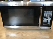 Cuisinart Microwave Oven CMW100 Stainless Steel 1 Cu Ft  NO tray  Staten Island
