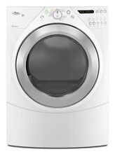 Whirlpool Duet 7 2 cu ft Electric Dryer WED9450WW   LOCAL PICK UP ONLY