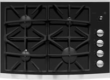 NEW  GE JGP940SEKSS 30  Gas Cooktop  Stainless Steel   NEW