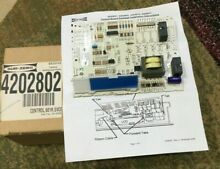 NEW Sub Zero Refrigerator For M  601R F Control Board P  3014320  4202802
