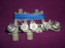 AJU75152601  AJU73213301 LG Washing Machine Water Inlet Valve