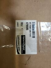 Fisher   Paykel 479595 Washer Drain Pump Kit