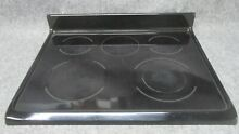 316456273 KENMORE RANGE OVEN MAINTOP COOKTOP ASSEMBLY BLACK