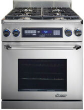 NEW  Dacor ER30DSRSCHNG 30  Pro Style Dual Fuel Range  Stainless Steel   NEW