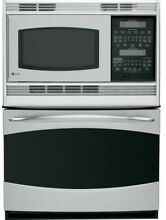 NEW  GE Profile PT970SRSS Microwave Wall Oven Combo  Stainless Steel   NEW