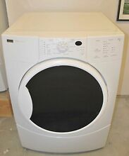 Kenmore Elite HE Model 110 8586 Front Loading ELECTRIC CLOTHES DRYER Local 90274
