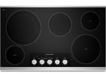 NEW  KitchenAid KECC664BSS 36  Electric Cooktop  Stainless Steel   NEW