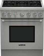 NEW  Thermador PRG305PH 30  Pro Harmony Gas Range  Stainless Steel   NEW
