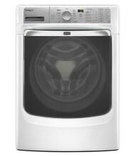 Maytag MHW8000AW Maxima XL Series 4 3 cu  ft  Front Load Washer  White   NEW
