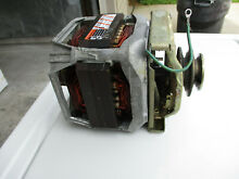 MODEL   LAT8600AAE Maytag Speed Queen Washer Motor Part   201805 12002351