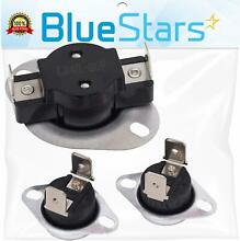 LA 1053 Dryer Thermal Fuse Kit Replacement by Blue Stars   Replaces 53 1133  53
