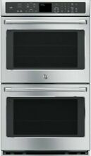 GE CAF  CT9550SHSS 30  Built in Double Convection Wall Oven  Stainless Steel