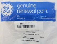 General Electric WB13T10047 Range Stove Oven Spark Module  72 New