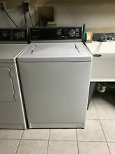 Magic Chef white washing machine and dryer  Excellent condition