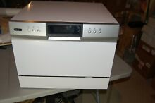 Whynter CDW 6831WES Energy Star Countertop Portable Dishwasher New