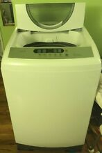 Barely Used in Mint Condition  RCA RPW210 2 5 Cu Ft Portable Washing Machine