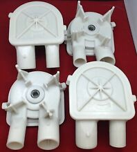 Washing Machine Water Pump  4 Pack  for Whirlpool  AP2907492  PS342434  3363394