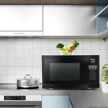 1 1 cu ft Programmable Microwave Oven 1000W LED Display