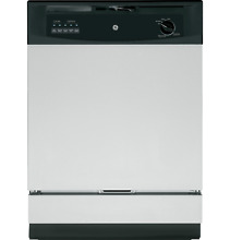 GE Model GSD3360KSS Stainless Steel 24  Dishwasher  0087