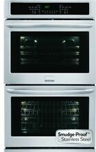 Frigidaire Gallery 30  Stainless Steel Double Wall Convection Oven FGET3065PF