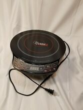 NuWave 2 Precision Induction Cooktop Model 30151   Never Used Without Box   Xmas