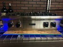 Viking Professional 5 Series 30  Gas Rangetop VRT5304BSS