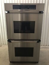 Dacor 27  Stainless Series Double Wall Oven Great Condition Great Price
