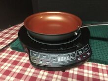 Nuwave 2 Precision Induction Cooktop with Copper Pan  Manual