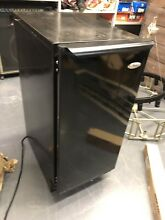 Whirlpool GI15NDXXB 15  Black Ice Maker w Reversible Door