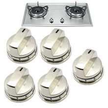 5 IN PACK Replacement Boil Burner Knobs for LG Ranges PS3534129 EBZ37189611