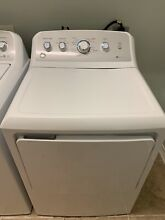 GE Electric Dryer Model  GTD45EASJ2WS 7 2 cu  ft  Capacity Pre Owned Pickup only