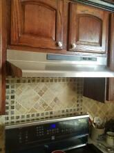 Broan F40000 Series 42 in  Convertible Under Cabinet Range Hood with Light