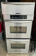 Clean KitchenAid Superba Electric Double Wall Oven LikeNew