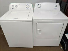 AMANA WASHING MACHINE AND DRYER COMBO