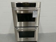 Thermador 30in Double Wall Oven SEC302BP Stainless Steel