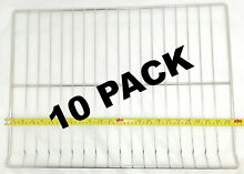 10 Pk  Oven Rack for General Electric  Hotpoint  AP5665850 PS6447646  WB48T10095