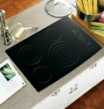 NEW GE Profile  Series 30  Built In Electric Cooktop PP945BMBB Ceramic Touch