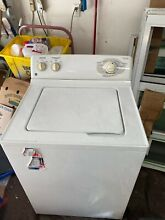 WASHING MACHINE GE 42 H x 27 W x 25 1 2 D 12 wash cycles
