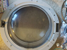 WHDVH626FWW   GE Front Loading Washer Door and Hinge Parts