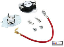 279816 Thermal Cut Out Kit Thermostat Replacement for Kenmore Whirlpool Maytag