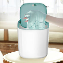 Portable Washing Machine Clothes Cleaner Washer USB Pants Travel RV White