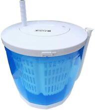 Combo Portable Stacked Washer and Dryer Mini Manual Washing Machine All in One