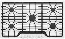 Frigidaire 36  Cast Iron Grates 5 Sealed Burners White Gas Cooktop FFGC3626SW