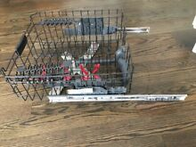 USED GE Profile Dishwasher 615 Upper Rack Assembly PS11772004 XD28X22858