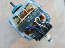 Used Whirlpool Gas Dryer Motor  3976707 1 3HP 5 9A from Model LGR4634E3