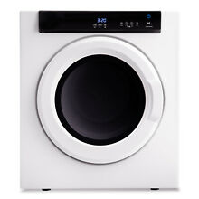 Electric Laundry Clothes Dryer Front Load Laundry Dryer with Touch Screen Pane