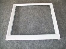 240350903 FRIGIDAIRE KENMORE REFRIGERATOR MEAT PAN FRAME ONLY