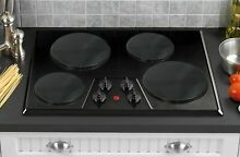 Electric Cook Burner Oven Stove Top Safety Cover For Kitchen Protector 4 Pieces