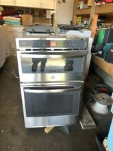 GE PROFILE MICROWAVE OVEN COMBO