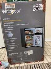 Whirlpool WH31S1E 3 1 cu ft  Compact Mini Refrigerator  Local Pick Up Only